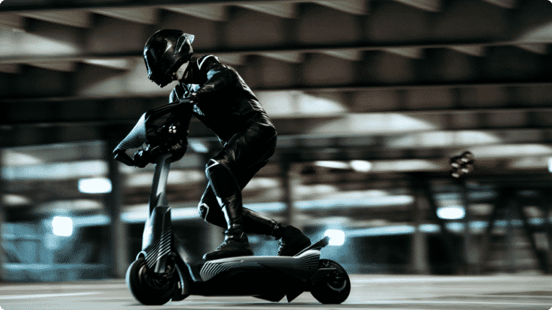 E-Scooter Rennserie