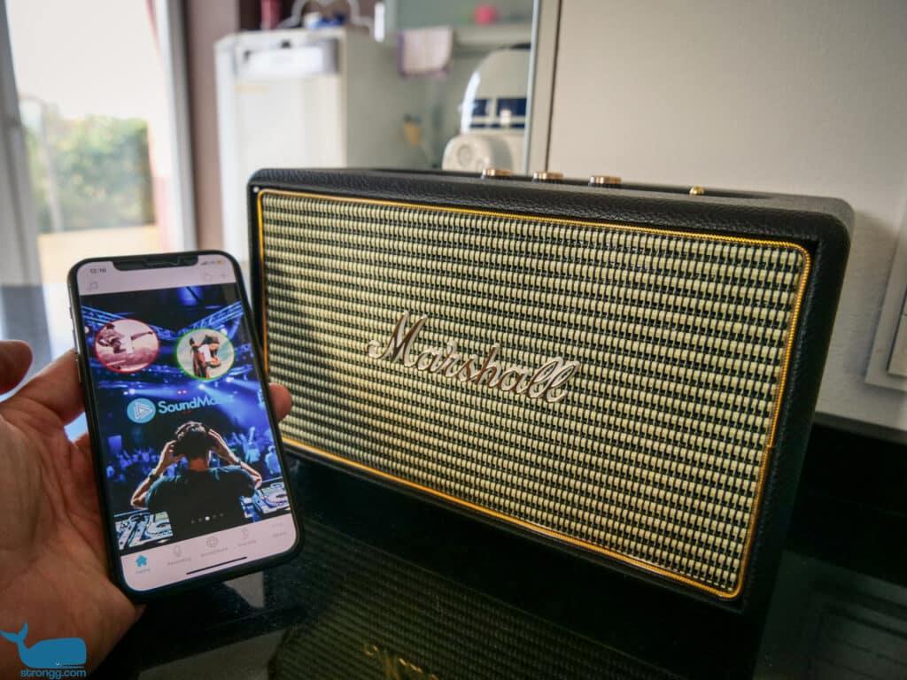 SoundMoovz ausprobiert