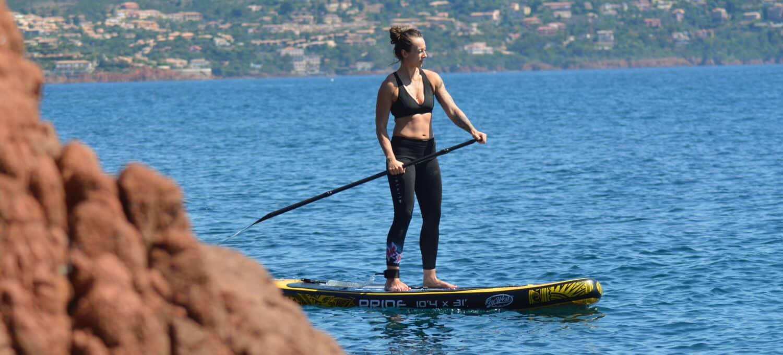 SUP Surfing Trendsport