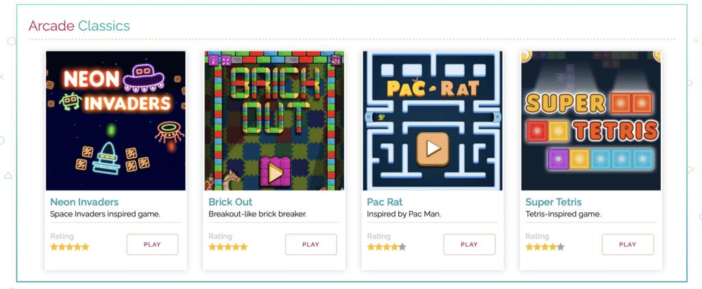 Kostenlose online Spiele