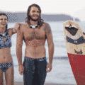 Rettungshilfe für Schwimmer