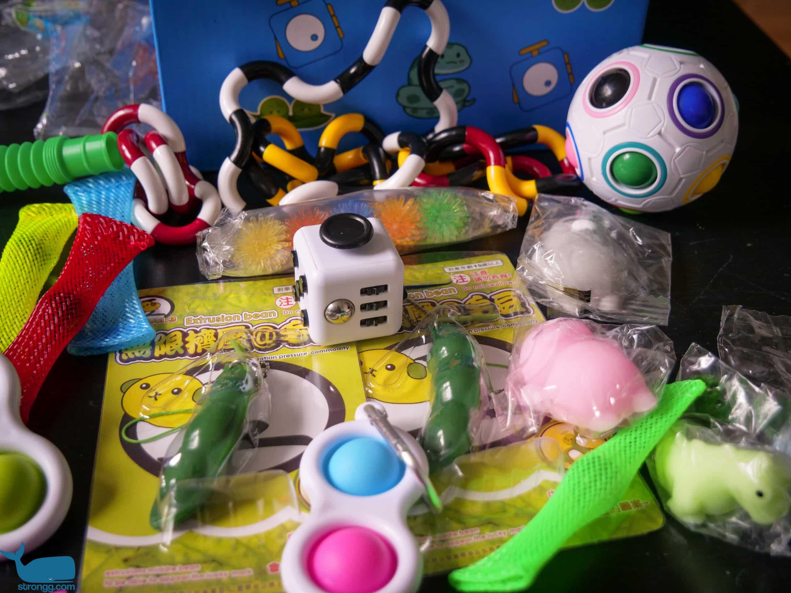 Pop it Toys viele Varianten
