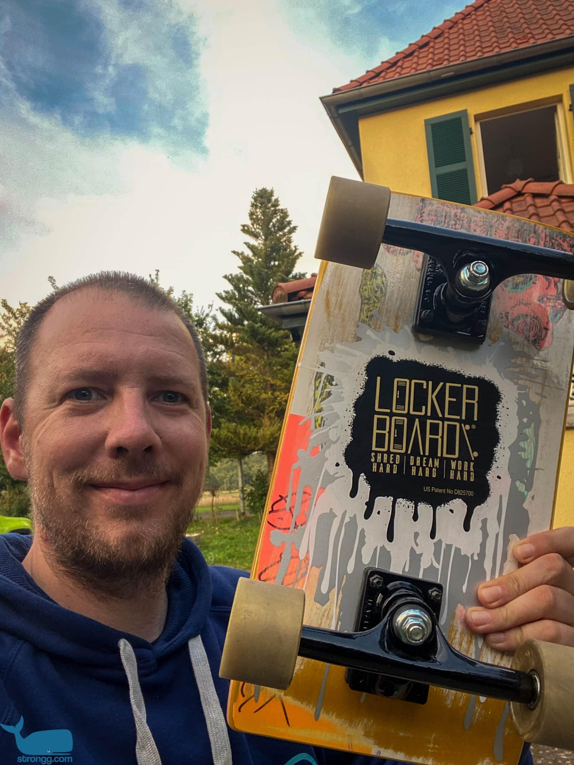 Locker Board im Test