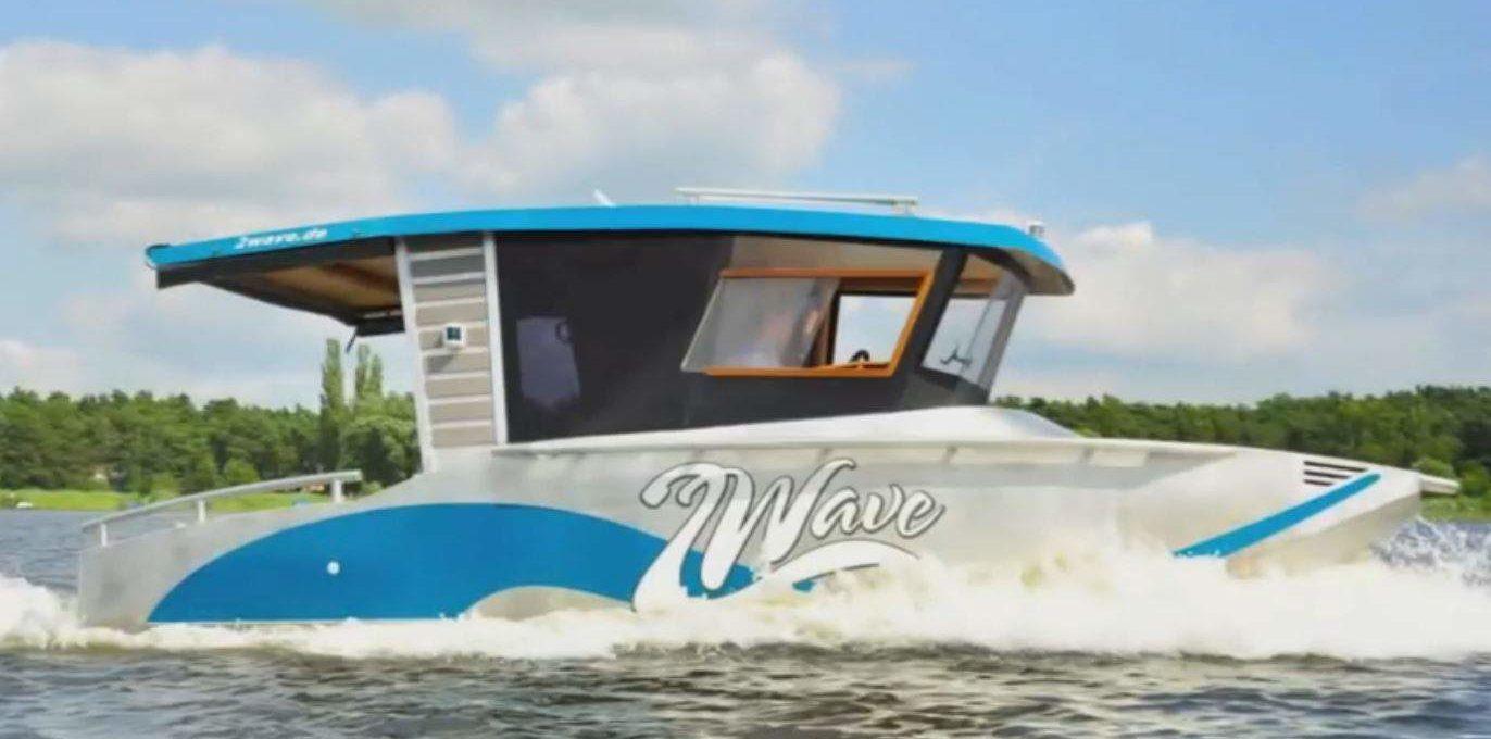 2Wave - Surfen in Berlin