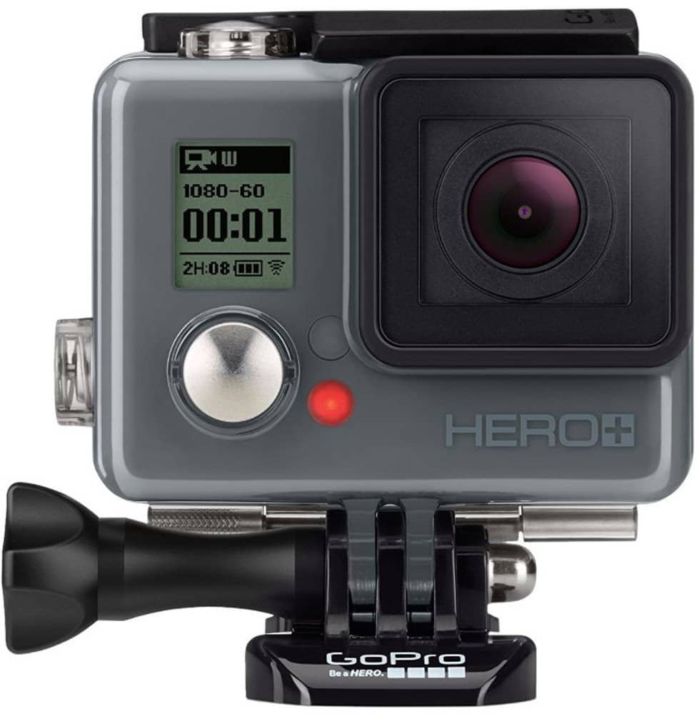 GoPro Hero+ Action Cam