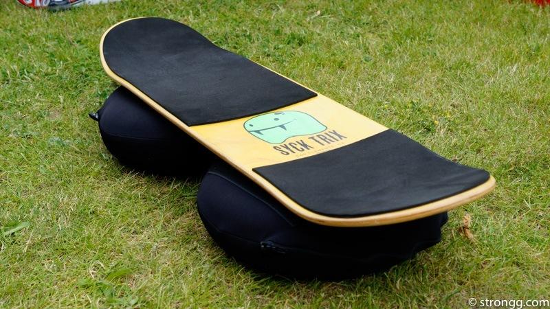 Review: Syck Trix Board