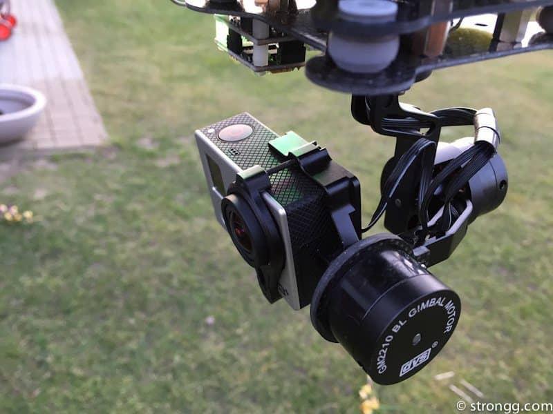 Drohne, Gimbal oder 360 Grad Kamera