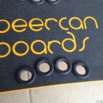 Beer Can Longboard