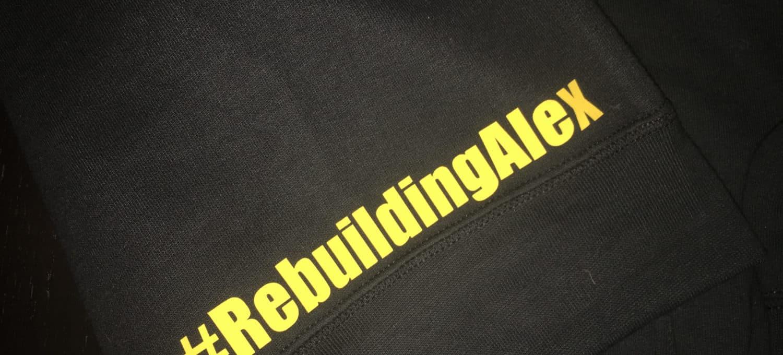 Strongg: Rebuilding Alex
