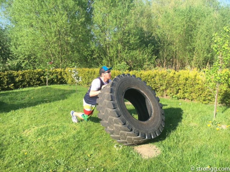 Training im Urlaub