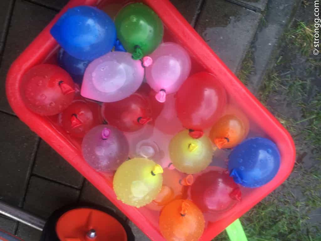 Wasserbomben