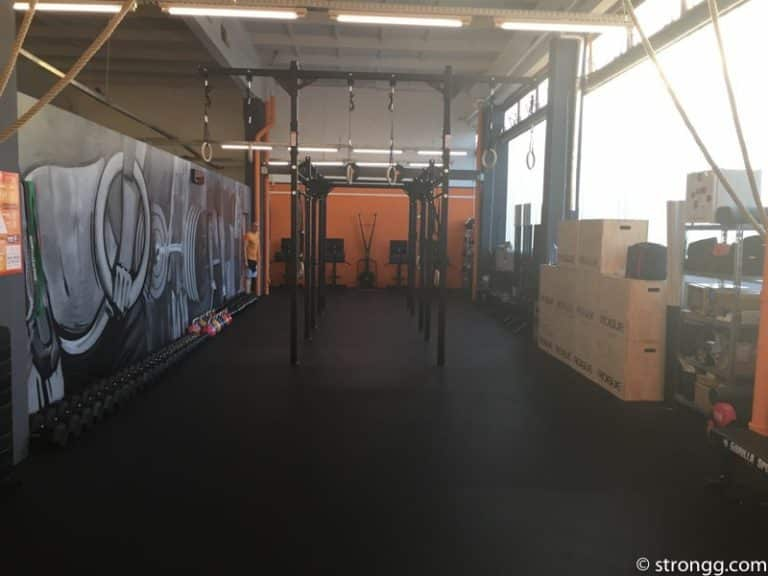 Cross Fit Box Greifswald