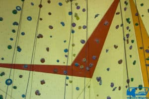 Kletterhalle Tessin, aufsteigen statt abhängen