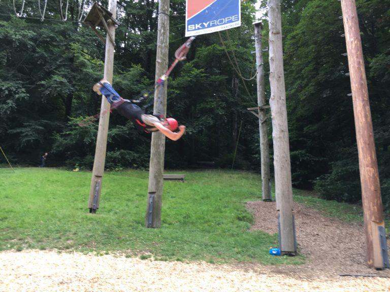 Big Swing Sky Rope Bad Bad Harzburg