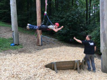 Big Swing Test