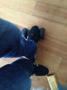 Sole Skate, Mischung aus Skateboard und Inlineskate