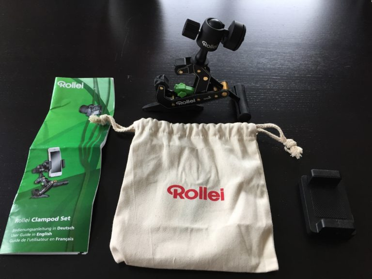 Rollei Clamp Pod