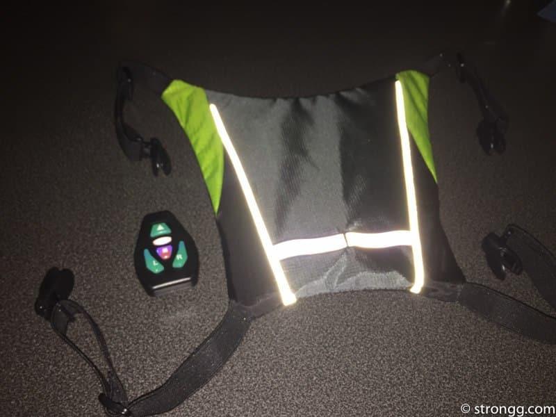 LED Tafel für mehr Sicherheit