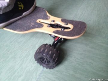 Dirt Wheels Longboard
