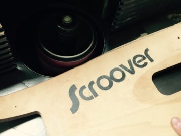 Scroover