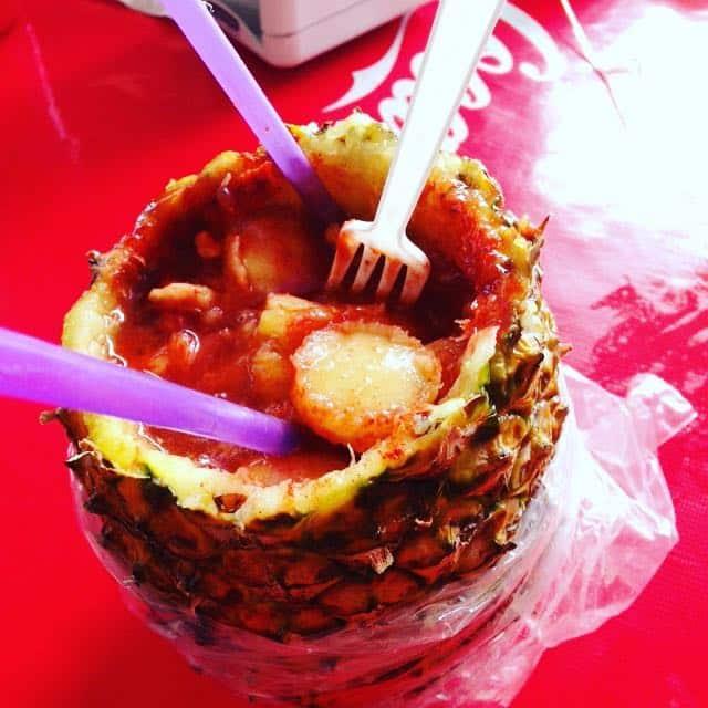 ananas-chili