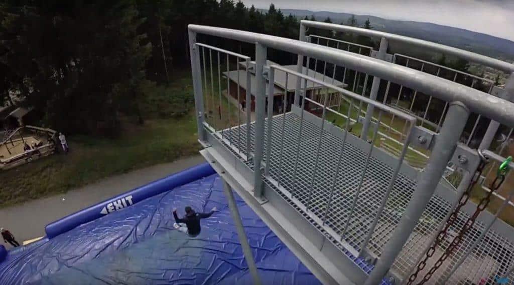 Adrenalin Aktivitäten in Deutschland