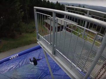 Bag Jump Test