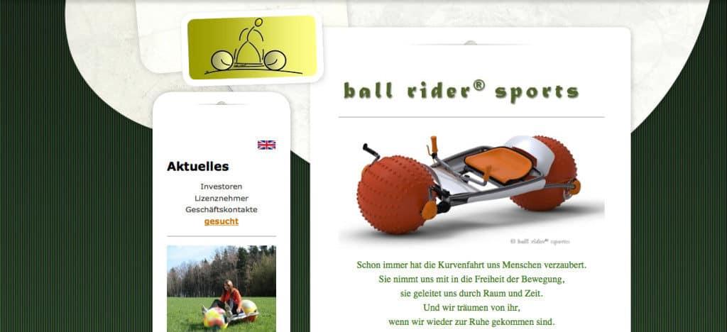Ball Rider