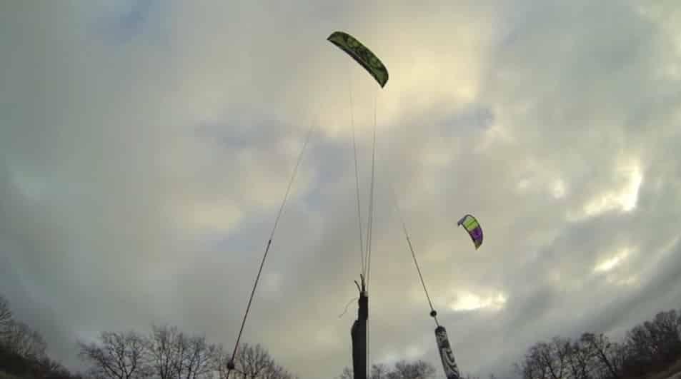 Kitesurfen, Achtung Suchtgefahr!