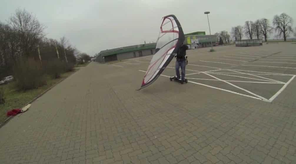 Kitewing Test
