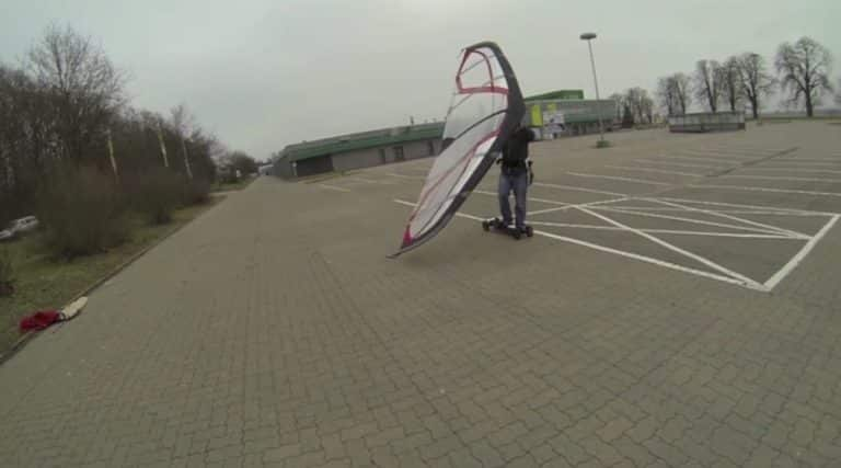 Kitewing Test