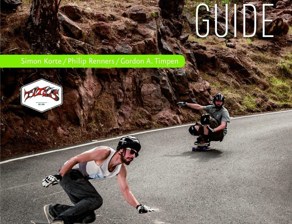 Longboard Guide Buch