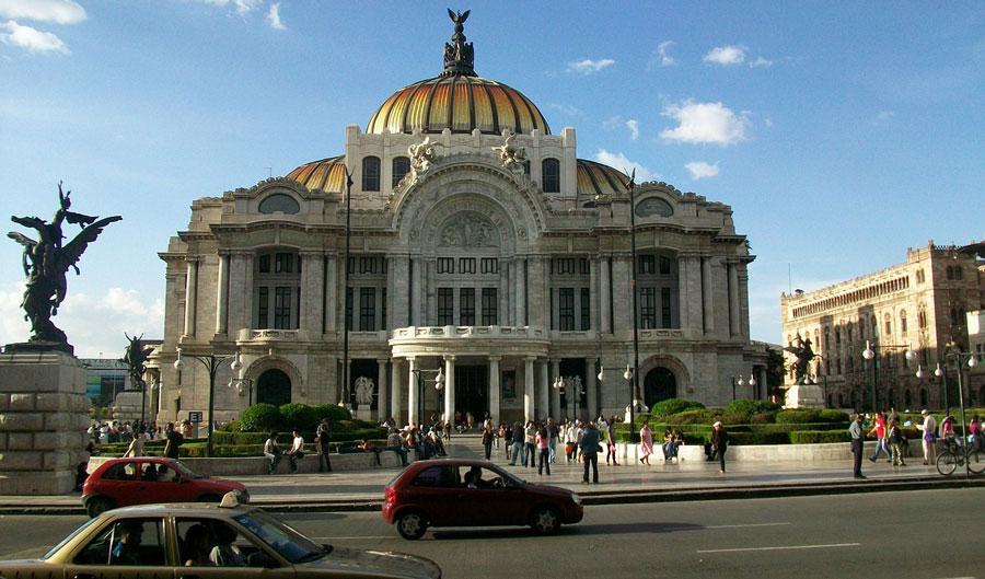 mexiko stadt bild