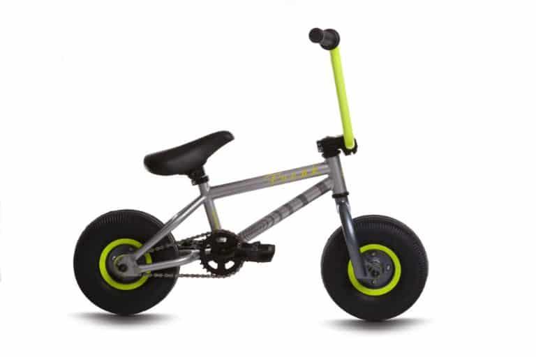 Richtig cool: Mini BMX