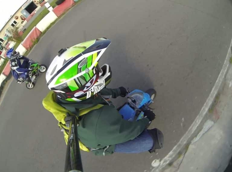 Action Cam Backpack Mount
