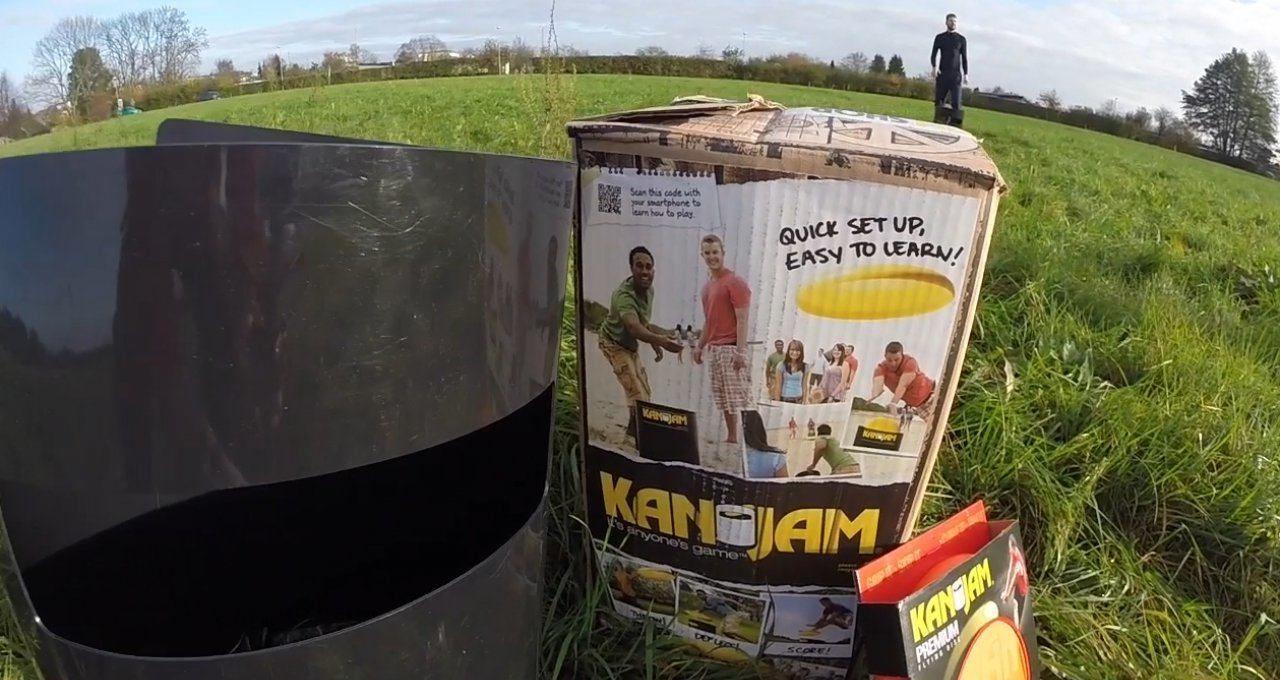 Frisbee Trend KanJam im Test