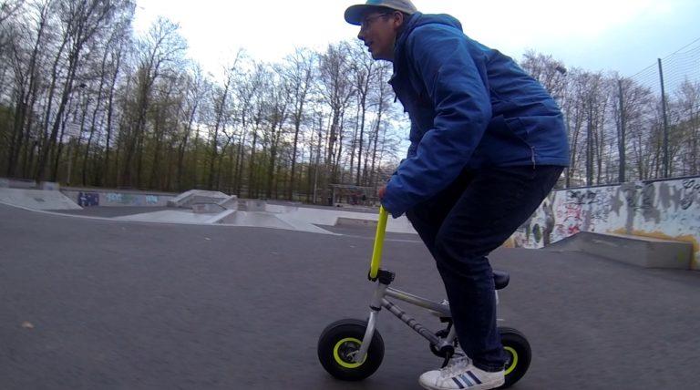 Neu: Mini BMX von Bounce