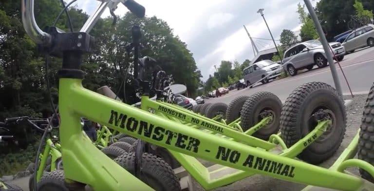 Monster Roller fahren in Braunlage