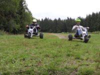Monster Kart fahren
