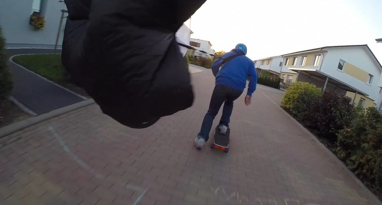 Review: Power Longboard