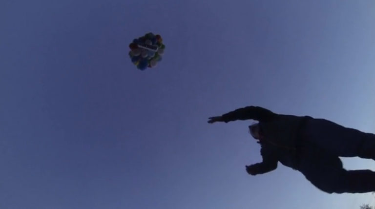 Action Cam Ballon Mount