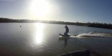 Elektro Surfboards im Test
