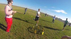 Spikeball Test