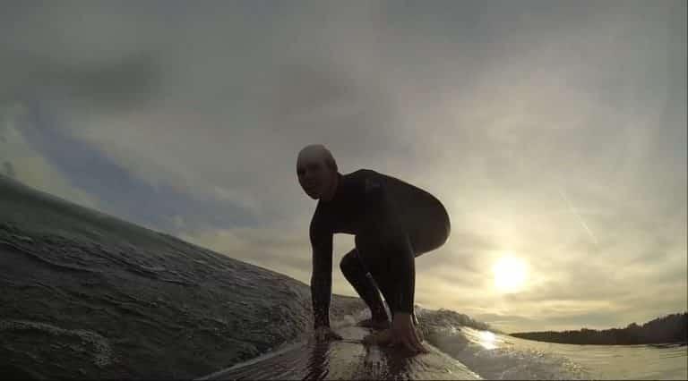 Surfen auf der Havel