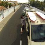 Boards auf's Auto