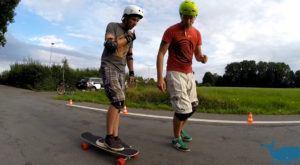 Longboard fahren lernen in Greifswald