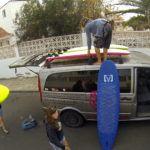 Wellenreiten lernen auf Fuerteventura