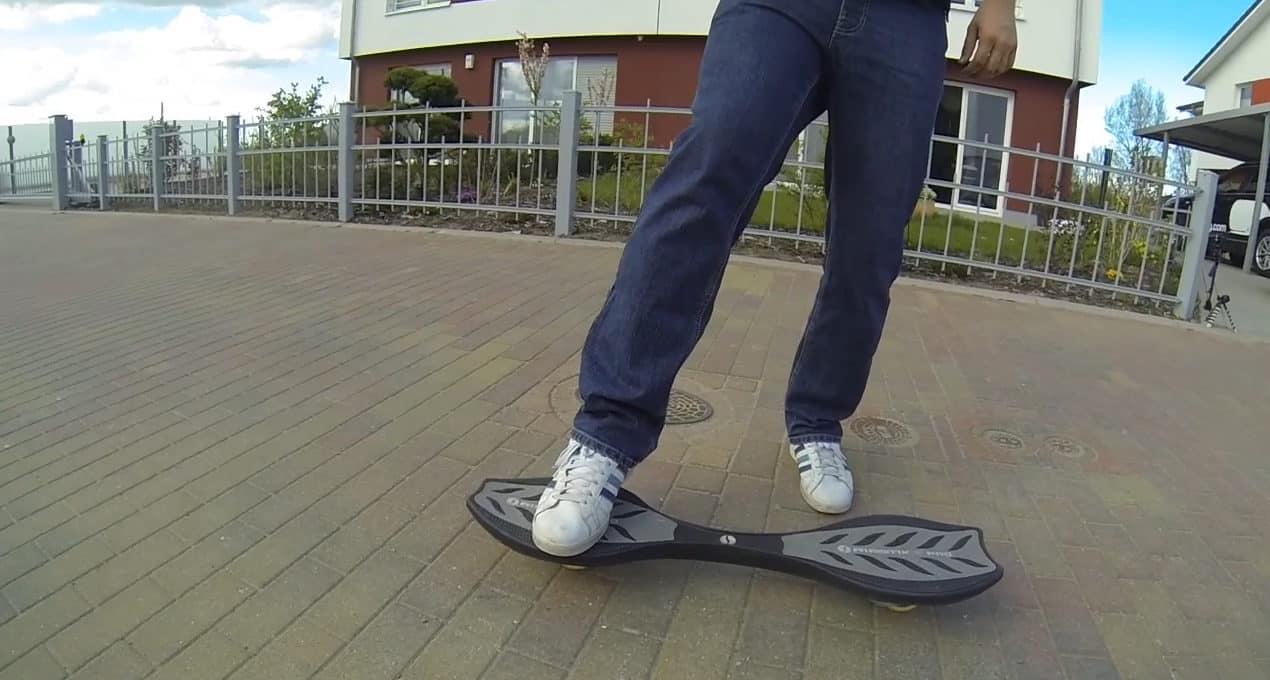 Im Test: Razor Ripstik Air