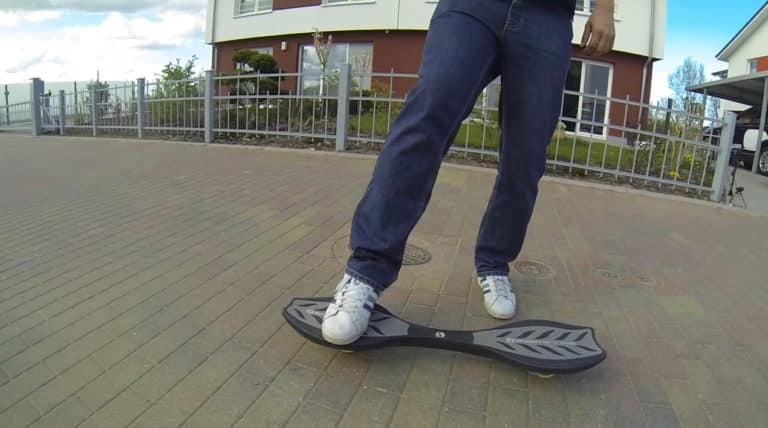 Im Test: Razor Ripstik Air