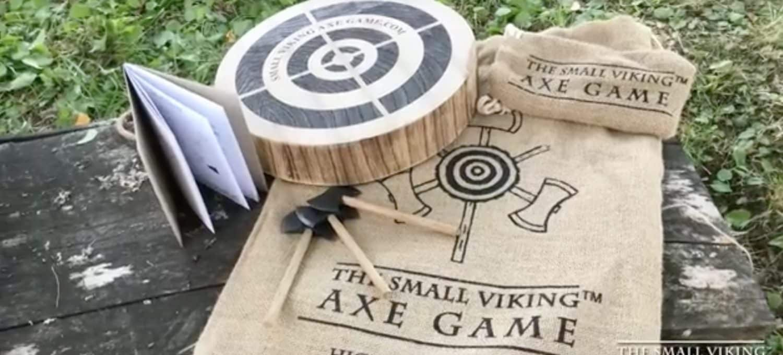 Small Viking Axe Game
